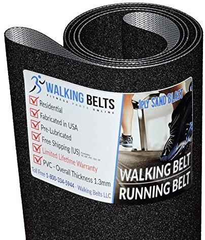 WALKINGBELTS Vision Treadmill Running Belt Model T9250