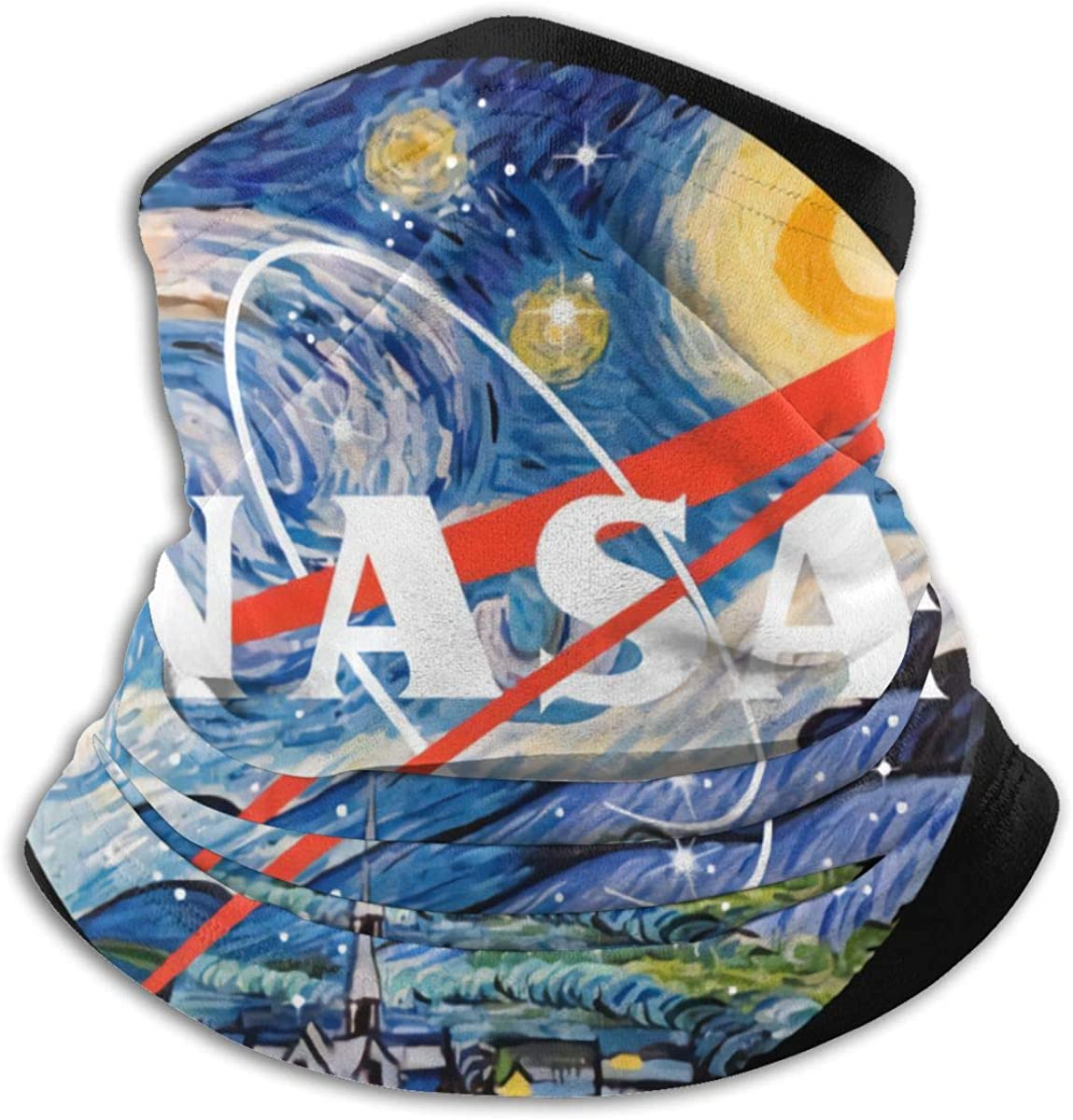 Nasa Seamless Face Masks, Scarves, Squares And Neck Guards