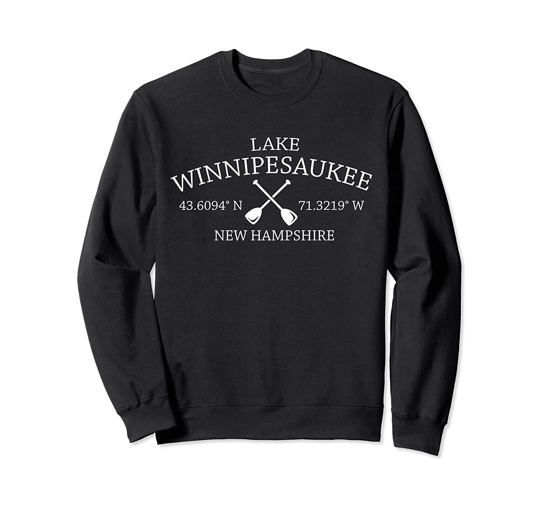 Classic Lake Winnipesaukee design Sweatshirt