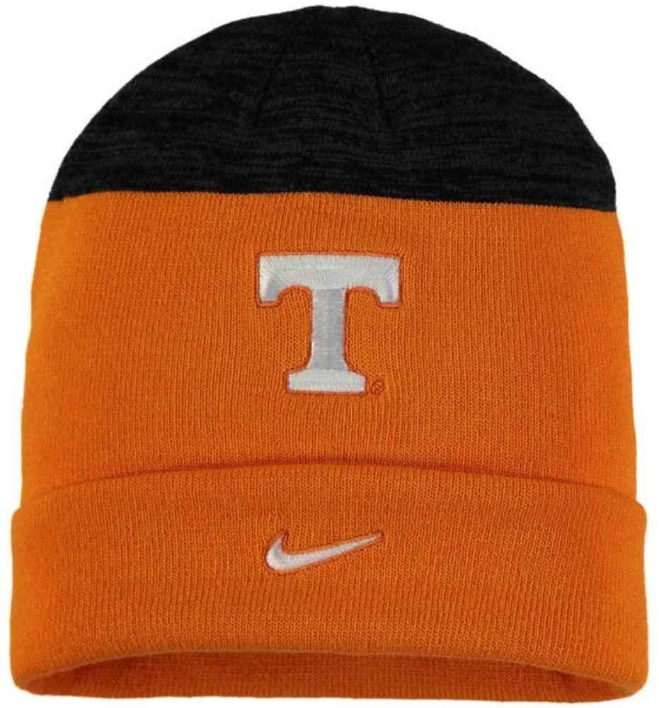 NCAA Team Apparel Tennessee Volunteers Vols Knit Beanie Hat Cap