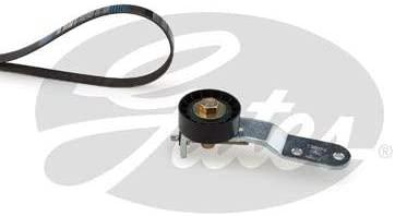 GATES K014PK655 Ribbed V-Belt Set