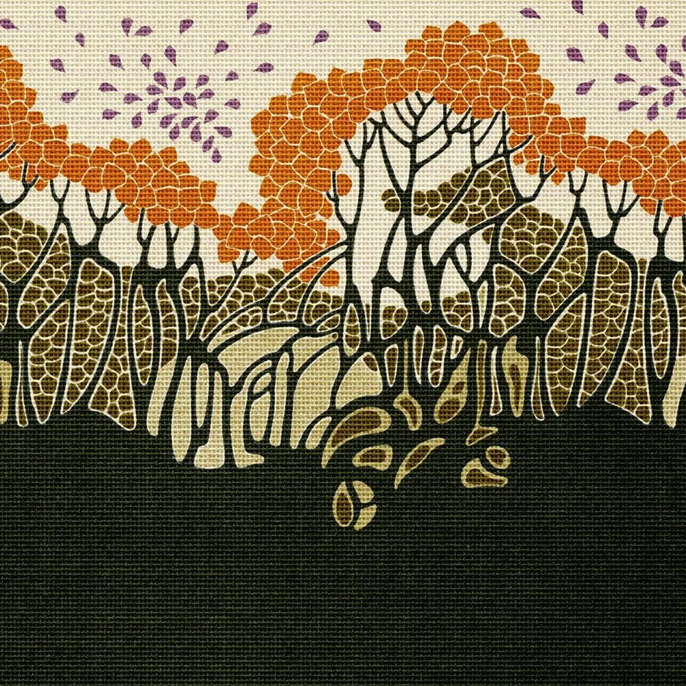 Art Needlepoint Tree Kit Perkins & Morley