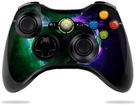 Protective Vinyl Skin Decal Skin Compatible with Microsoft Xbox 360 Controller wrap Sticker Skins Hot Love
