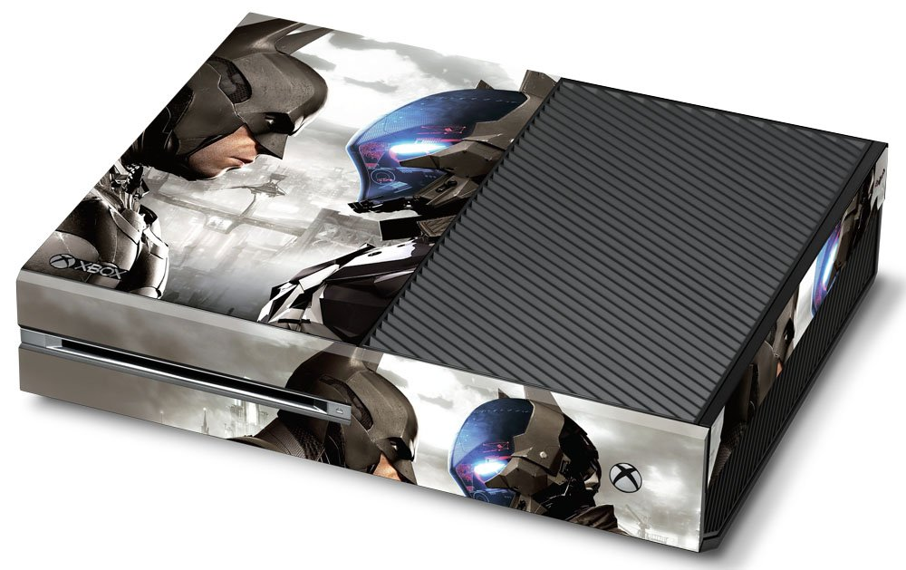 Controller Gear Batman Arkham Knight Face Off - Xbox One Console Skin - Officially licensed by Xbox