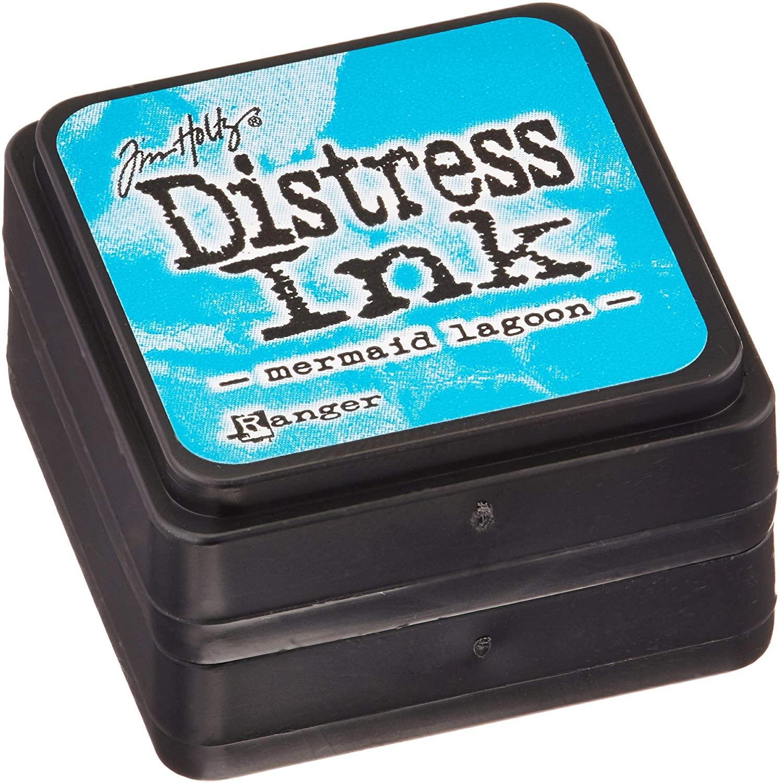 Ranger TDP46790 Distress Mini Ink Pad, Mermaid Lagoon