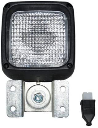 Bünte Accessories and Equipment Working Lights H3Rectangular 166354