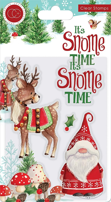 CRAFT CONSORTIUM LTD SNOME TIME Stamps