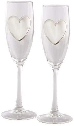 OKSLO Medrano glass all purpose flute (set of 2) Model (19063-24960-18590-20595)