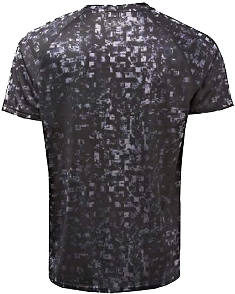 Under Armour Men's Graphic Tech Printed Heat Gear T-Shirt