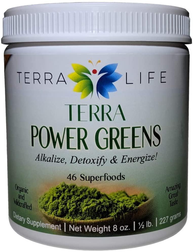 Terra Power Greens