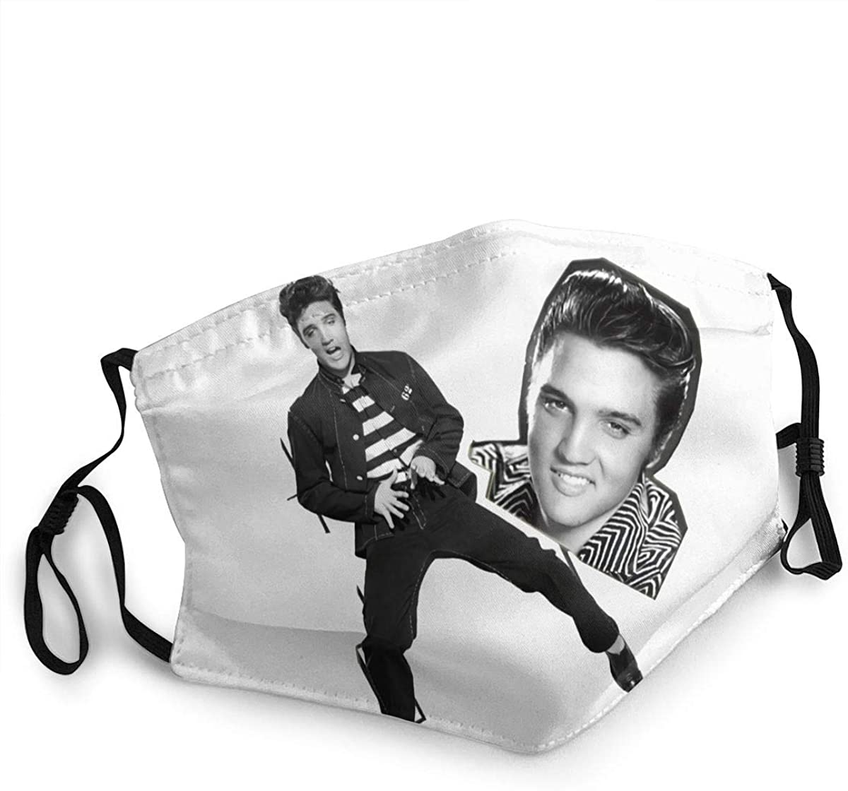 Elvis Presley Very Soft, Breathable, Water-Repellent, Washable, Adjustable Elasticity With Buckle