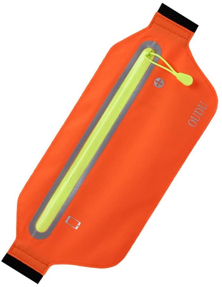 RONSHIN Unisex Sports Lightweight Multifunction Waterproof Running Waistbag Cell Phone Pocket Bag