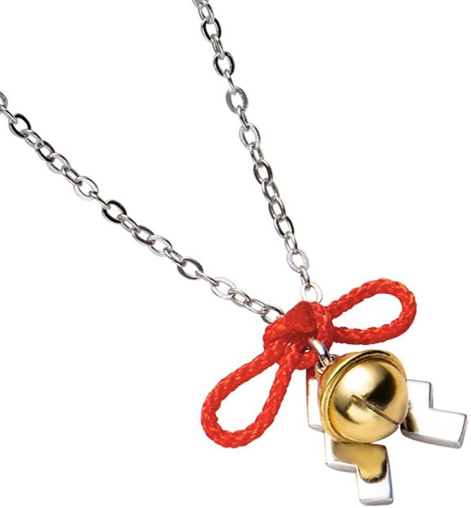 Z∙X∙F Pray Bell Sterling Silver red Bow Bracelet Female Trend Personality Fashion net red Retro Wild Shiny Elegant