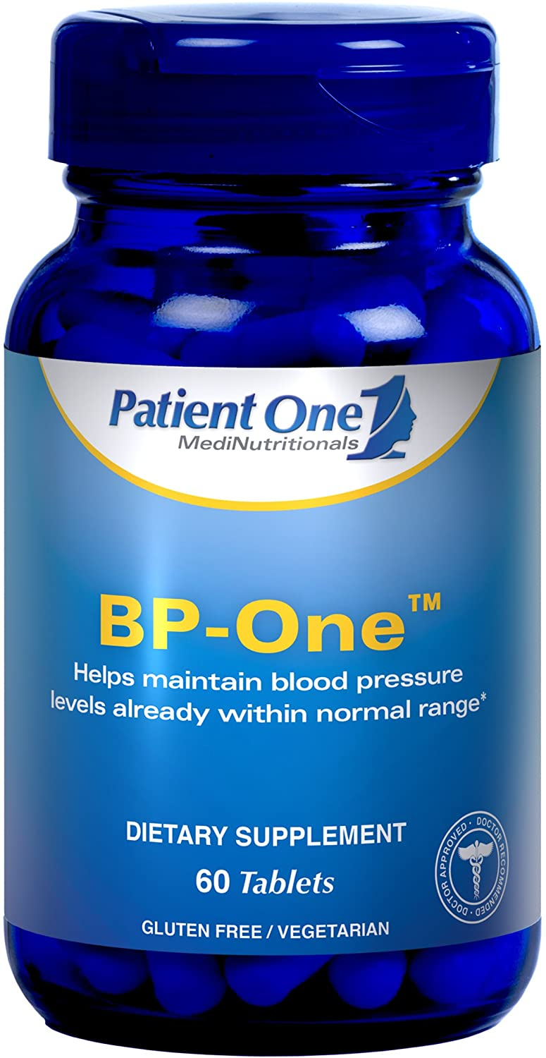 Patient One BP-One - 60 Tablets