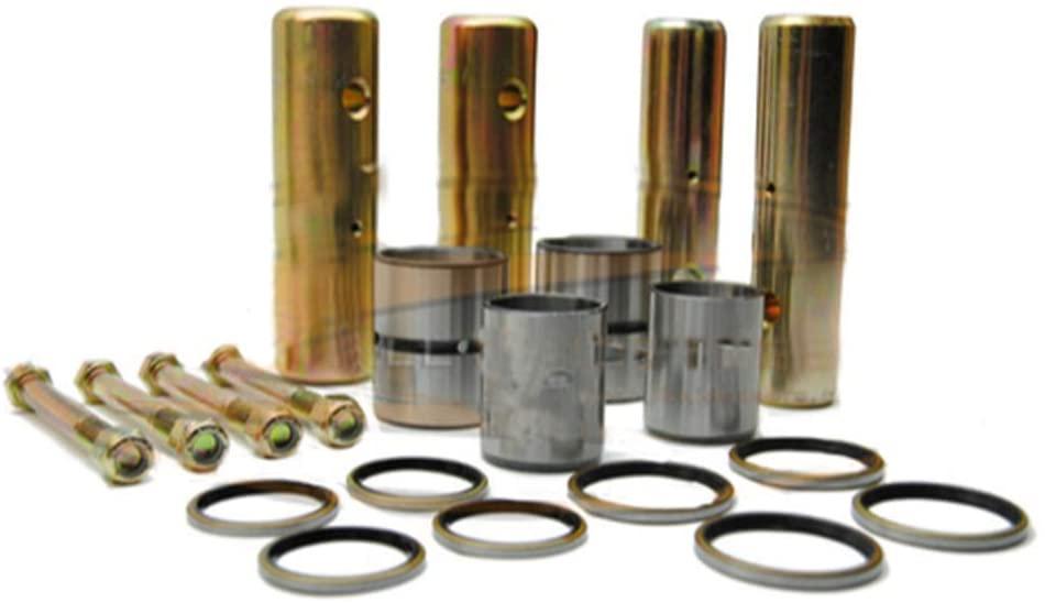 Solarhome Pivot Pin and Bushing Rebuild Kit for Bobcat A220 863 864 873 883 T200 Skid Steer Lower