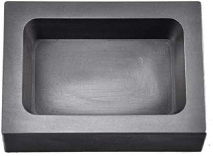 Ochoos Graphite Ingot Mold for 0.5Lb Copper Casting/Crucible for Melting Platinum Furnace,