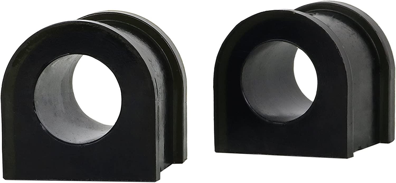 Nolathane REV004.0150 Black Sway Bar Mount Bushing (Front 21Mm)