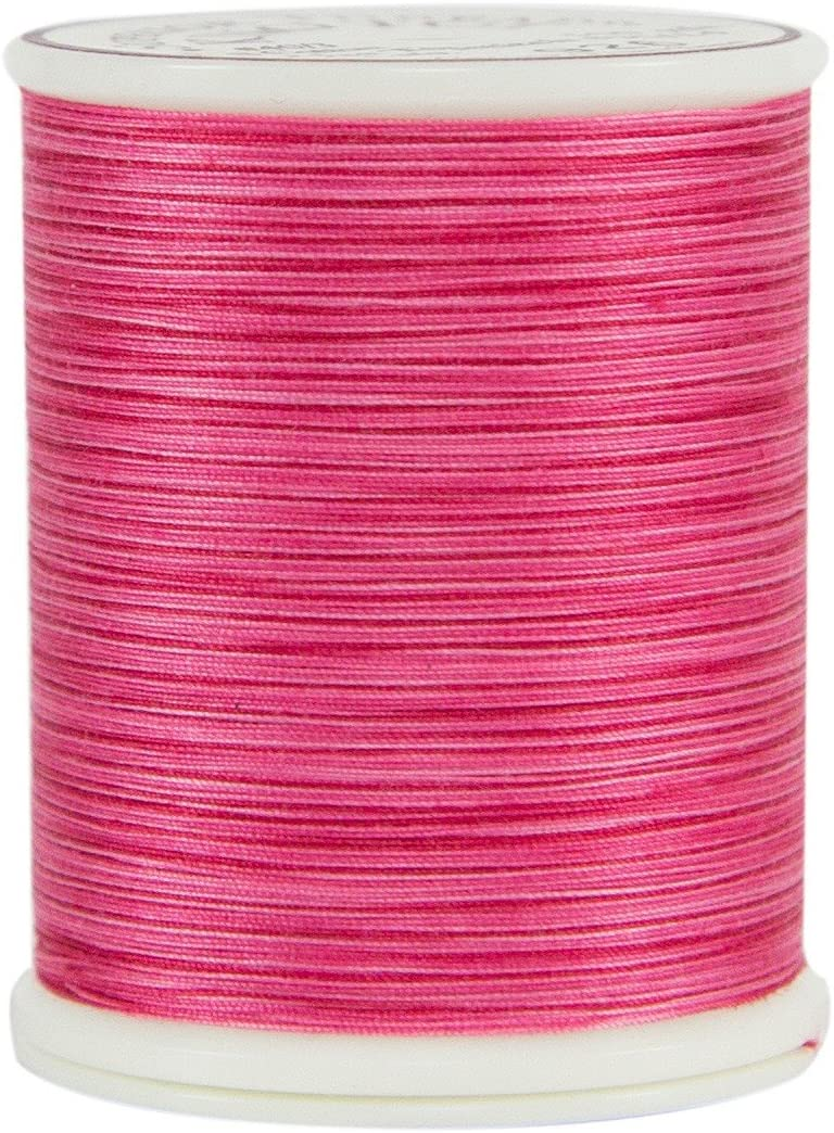 Superior Threads 12101-926 King TUT Red Sea 3-Ply 40W Cotton Quilting Thread, 500 yd