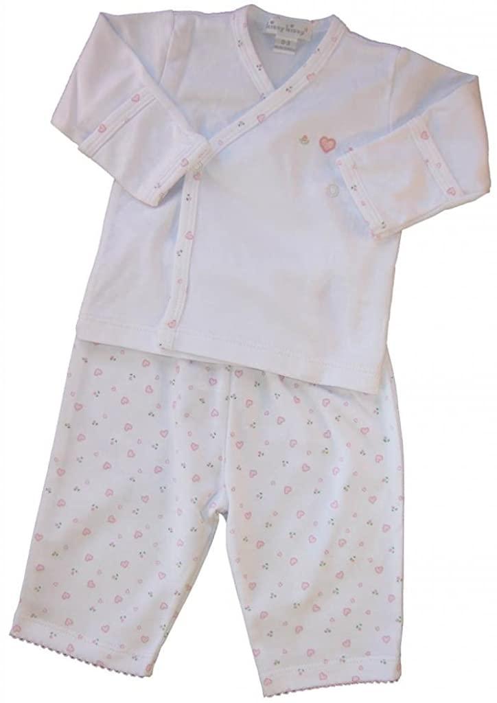 Kissy Kissy Baby Homeward Bound Pant Set W. L/S Cross Tee