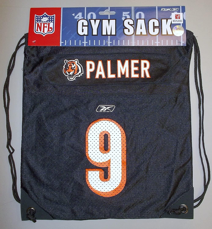 Reebok Cincinnati Bengals Palmer 9 Gym Sack NFL Players