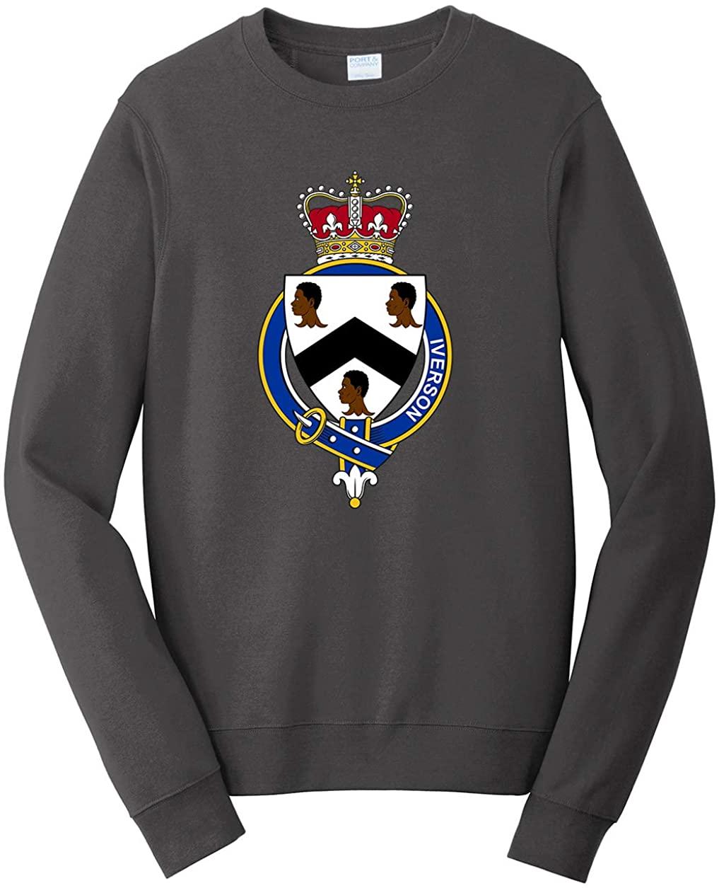 Tenacitee Men's English Garter Family Iverson Sweatshirt