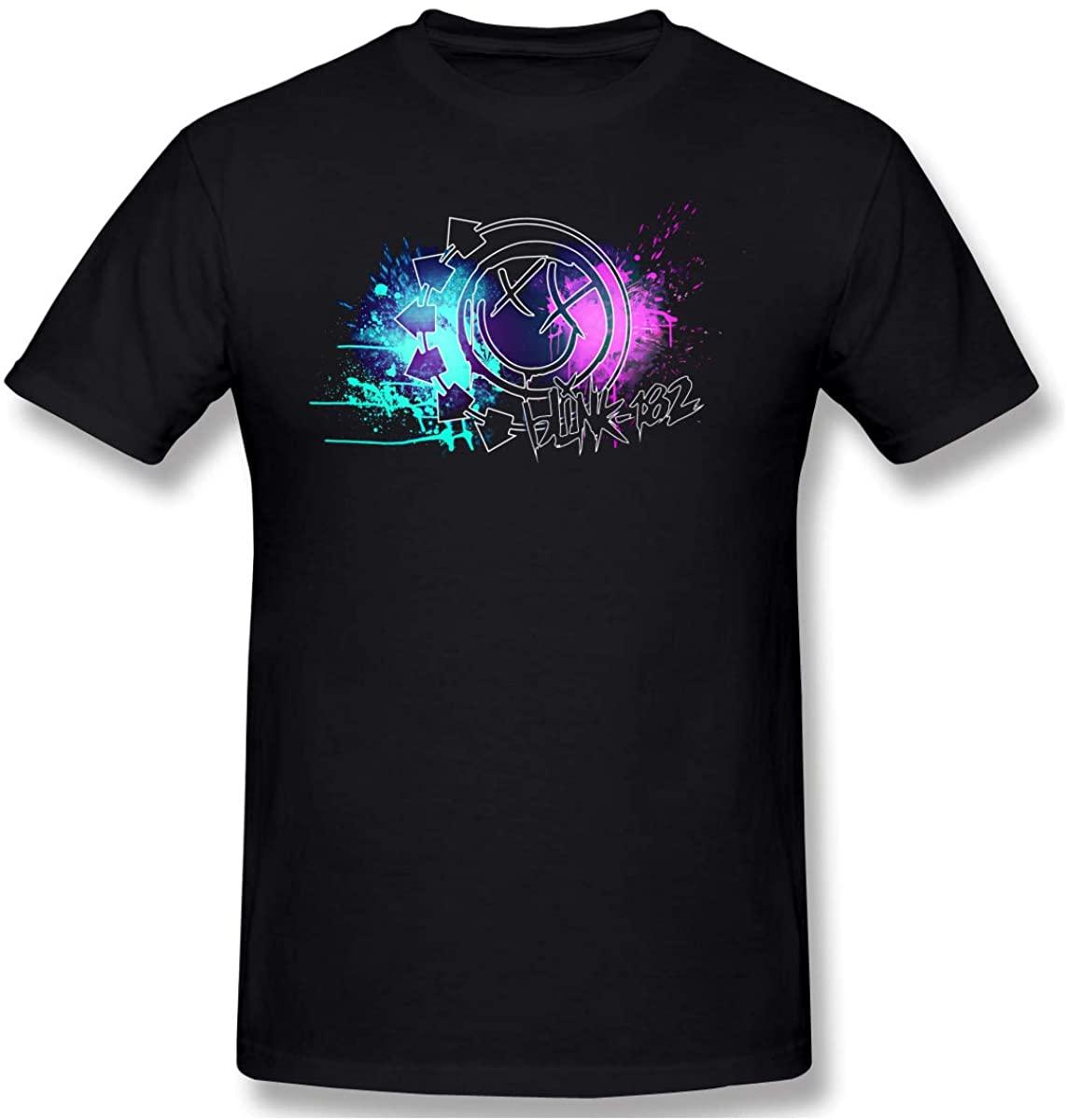 B-L-I-N-K 182 Men's Comfortable and Stylish T-Shirt