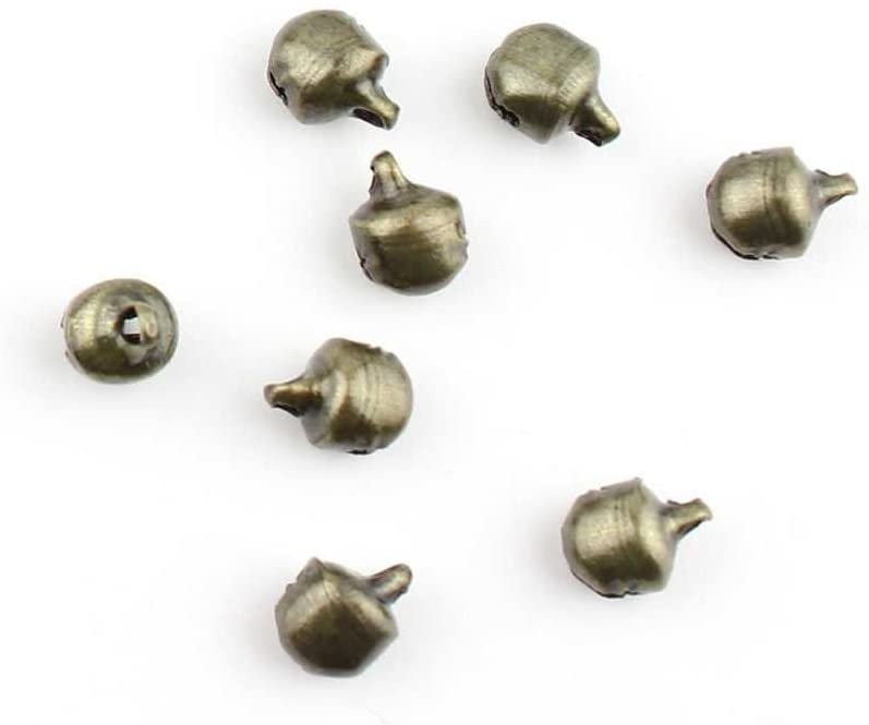 1110 Pieces Jewelry Making Charms Bell retro vintage supply bulk antique