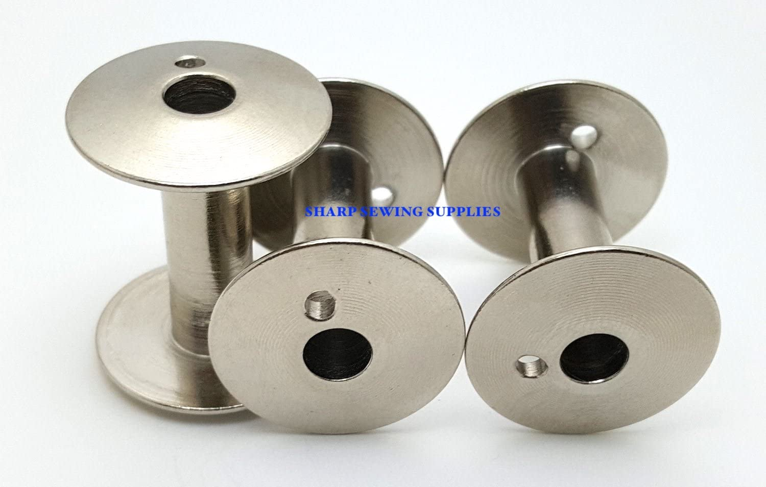 3 pcs ~ Bobbin #11910 Fits Artisan TRO-3000 / Juki TSC-411 / Adler 105 Sewing Machine