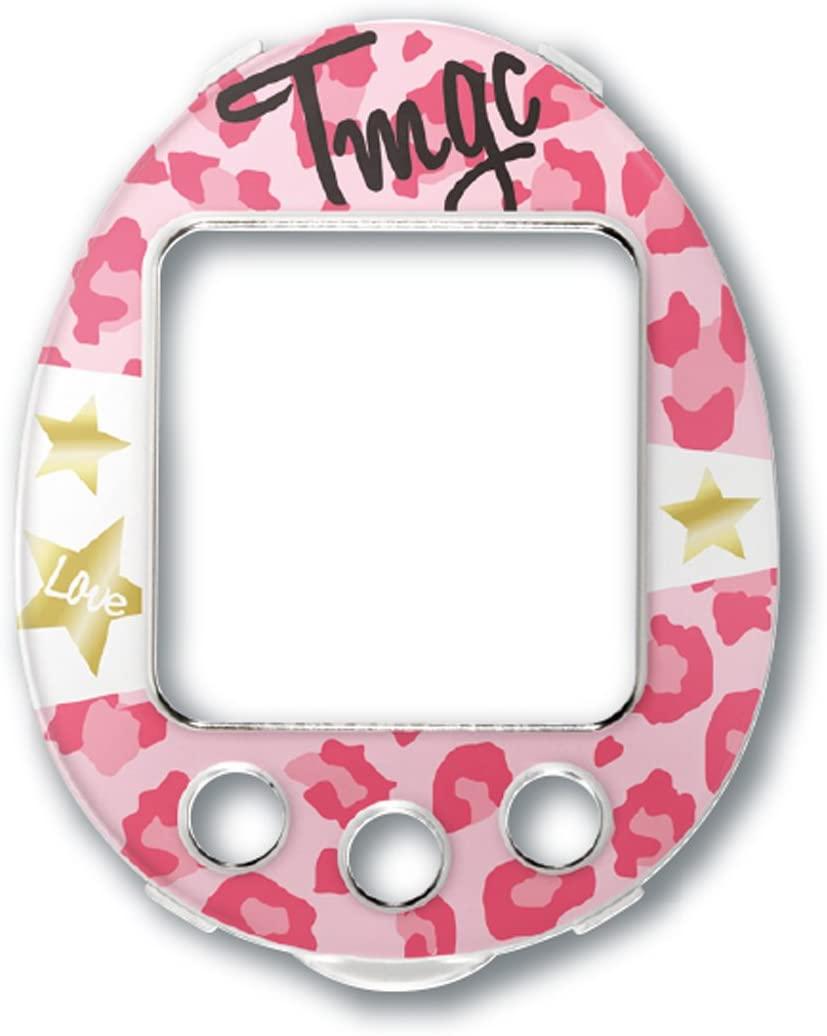 BANDAI Tamagotchi 4U Cover Pink Leopard Style (Tamagotchi 4U Cover Pink Leopard Style)