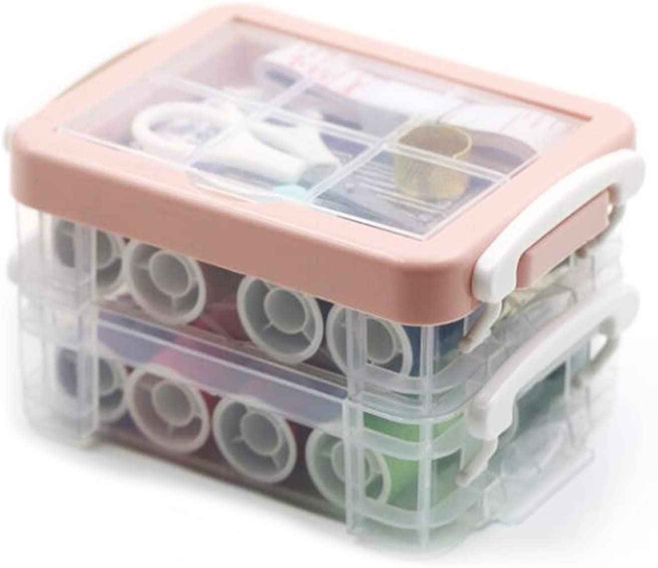30PCS Sewing Kit, Sewing Supplies with Sewing Accessories Suitable for Traveller, Adults, Kids, Beginner, DIY and Home
