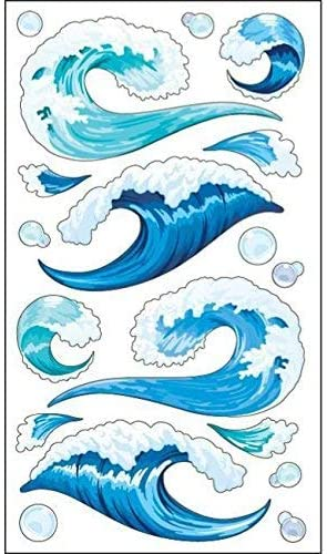 Sticko E5200773 Sticko Classic Stickers-Tsunami .supply.from:unbeatablesales