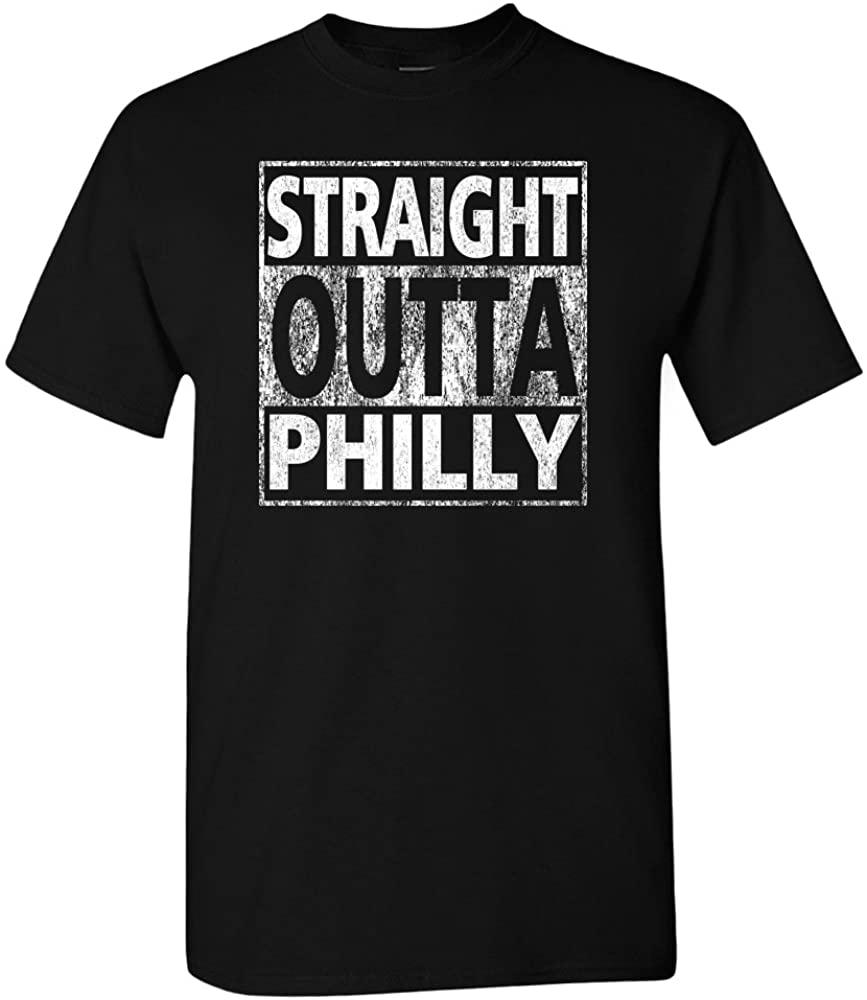 Xtreme Philadelphia Straight Outta Philly Hometown Pride Shirt