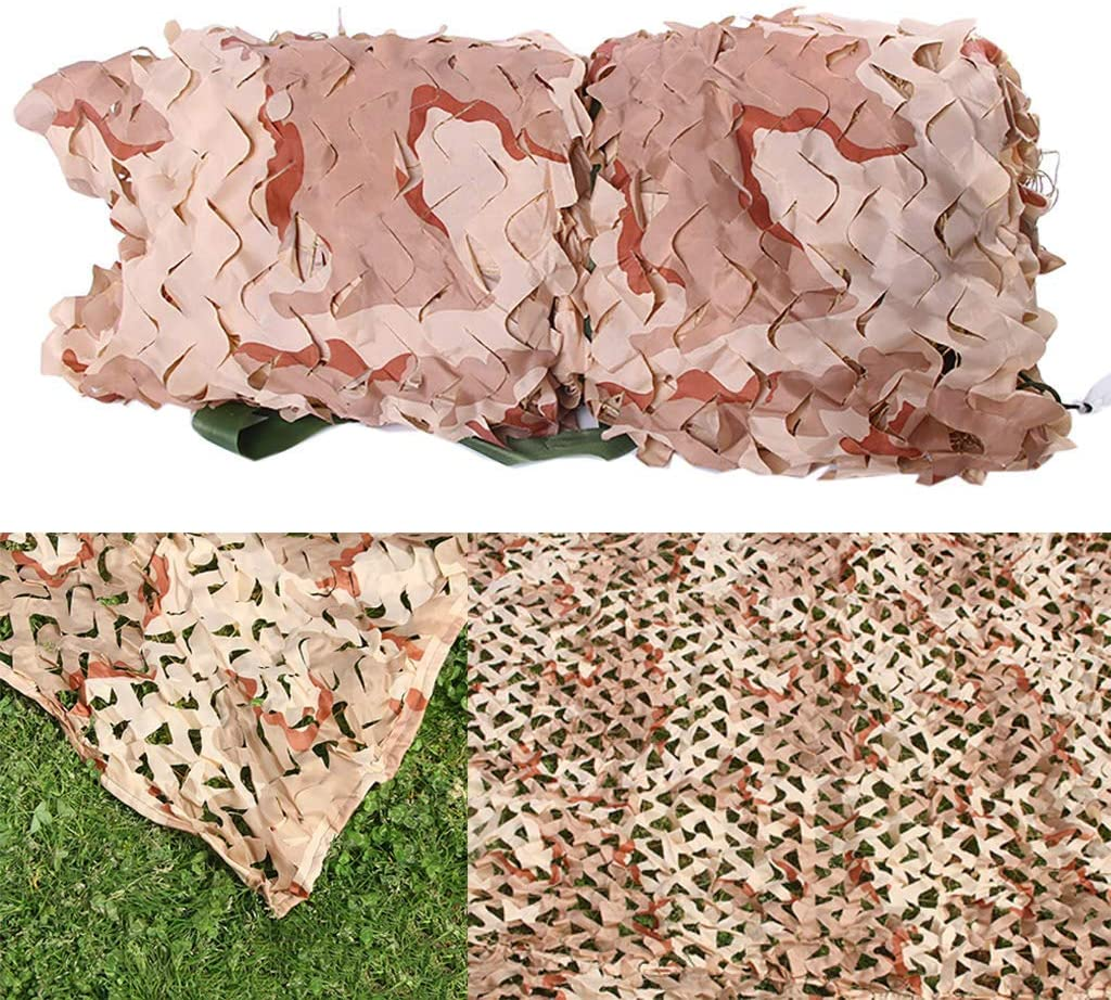 PLLP Shade Net,Camouflage Net Decoration Netting Sun Shade Sunscreen White Blinds Shooting Hunting Outdoor Camping Hide Party Jungle Maplewatching Exhibit Backdrop,3Mx5M