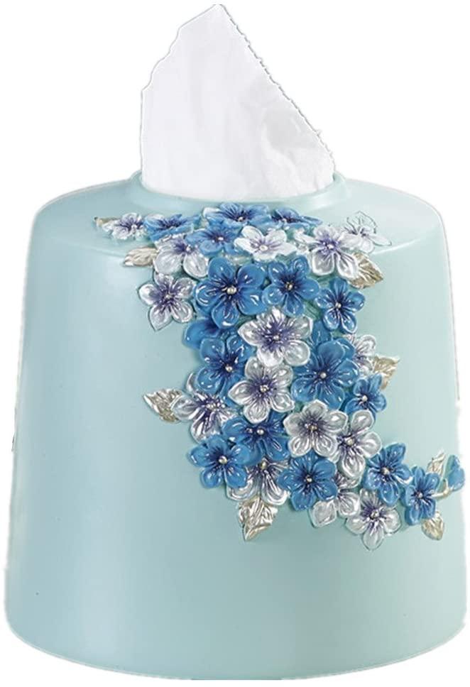 Shozafia Facial Tissue Holder Napkin Box for Bathroom Vanity Countertops