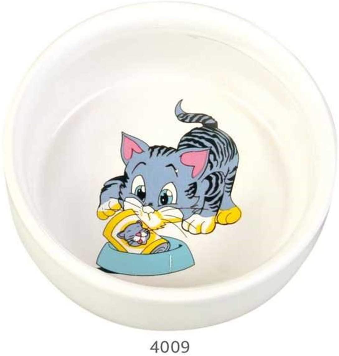 Trixie 4 cat Ceramic Bowls