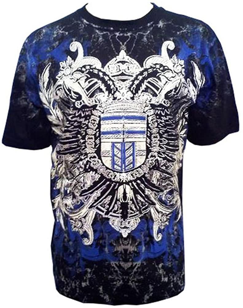 Double Headed Legendary Creature Fashion MMA Muscle T-Shirt