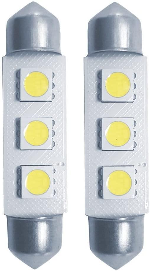 Simoni Racing IL41 Torch Bulbs with 3 LEDs, Set of 2