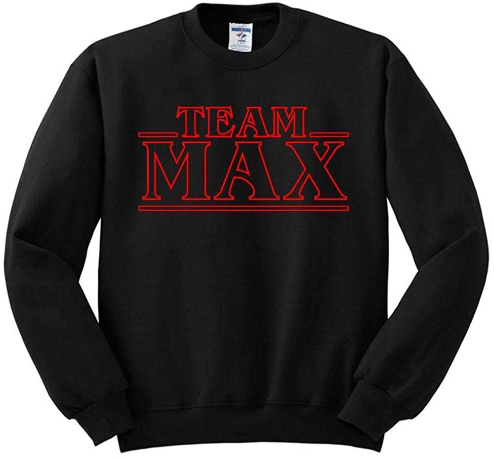 TeesAndTankYou Team Max Sweatshirt Unisex