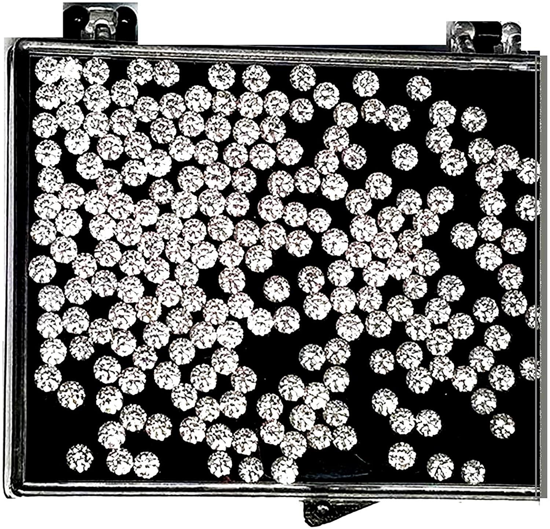Excellent Corporation 1ct to 1.05ct Lab Grown Diamond J Color VVS Clarity 1 Stone Round Brilliant Cut CVD HPHT