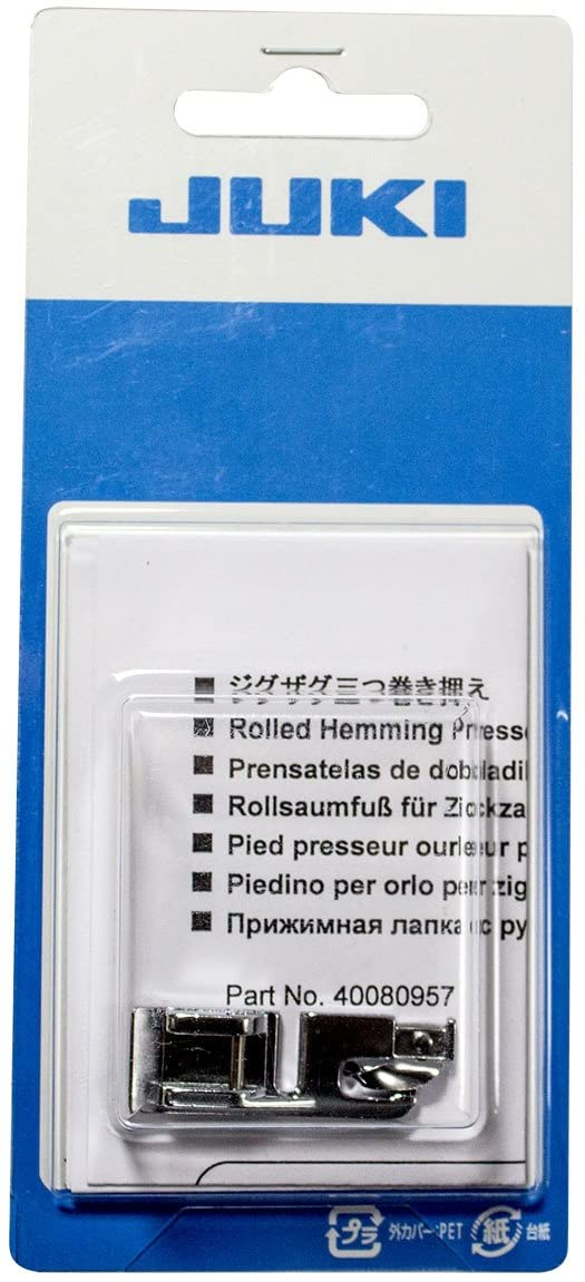 JUKI Rolled Hemming Presser Foot