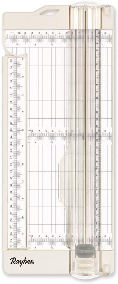 RAYHER Paper Cutter, Assorted, 30.5 cm Schnittlänge