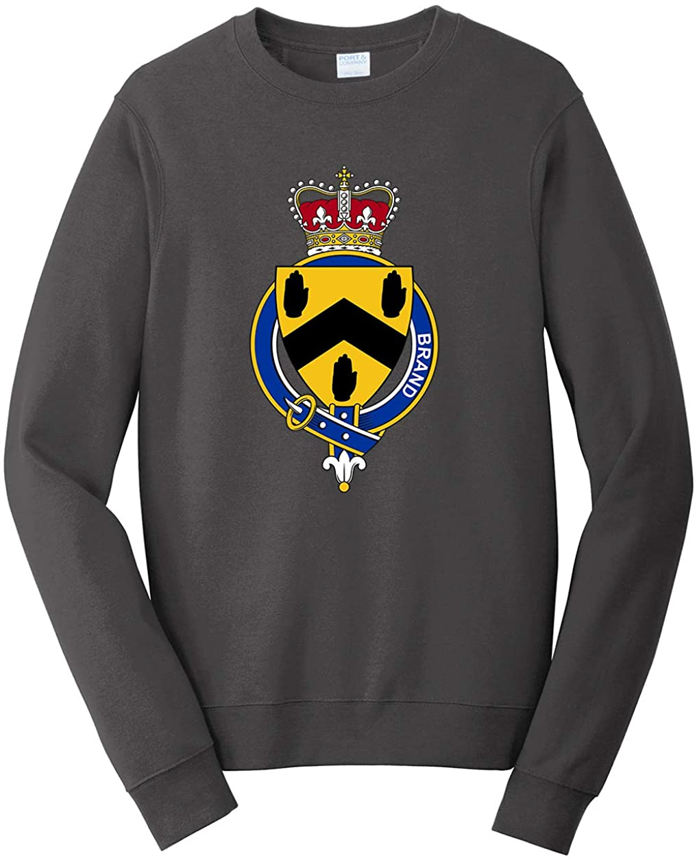 Tenacitee Mens English Garter Family Brand Sweatshirt