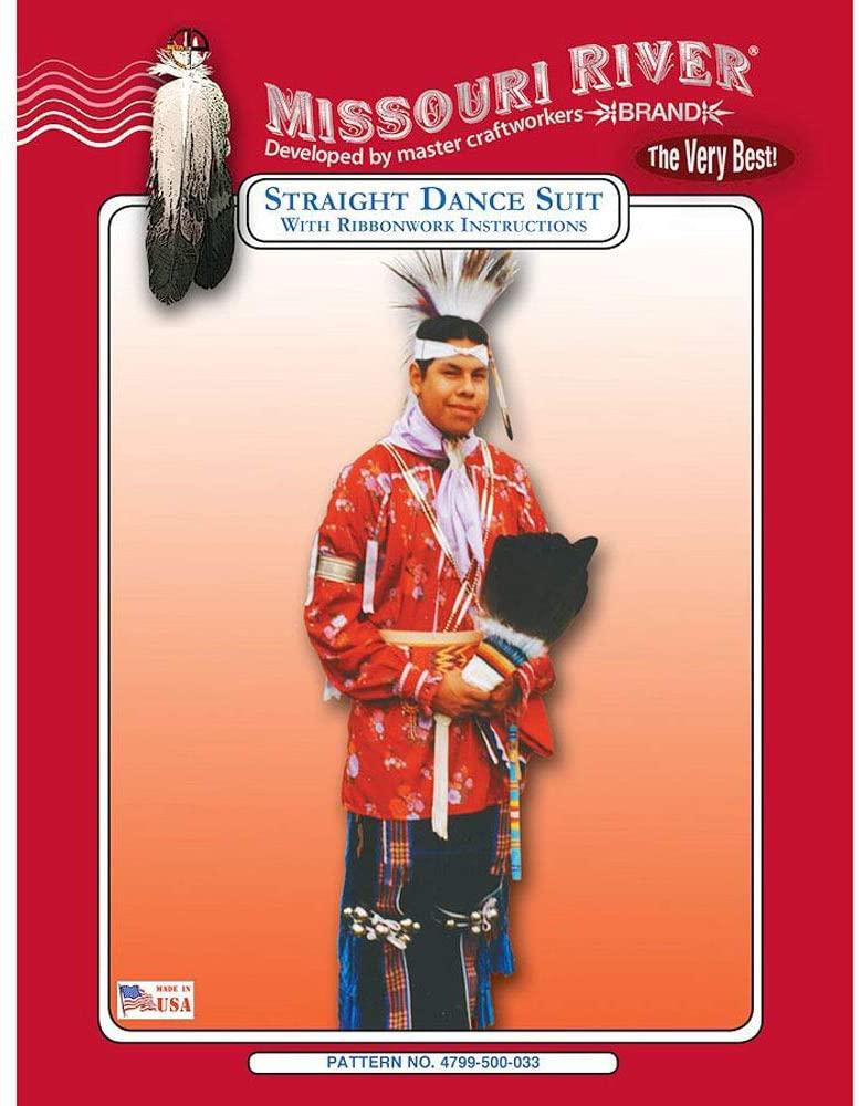 Straight Dance Suit & Ribbonwork Pattern