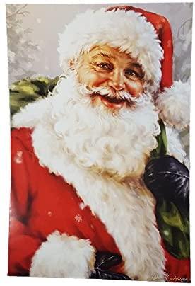 Santa Holiday Time 10 Gift Box Sets. Christmas and Holidays Gift Boxes, Box set sizes: 4 Lingerie 11.10X8.20X1.40, 4 Shirt 14.25X9.50X1.88, 2 Robe 17.25X11.34X2.50. (Traditional Santa)