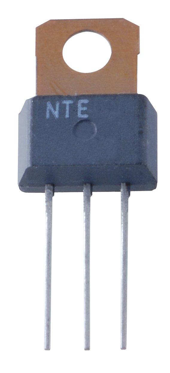 NTE Electronics NTE190 NTE Electronics NTE190 NPN Silicon Transistor, High Voltage Amplifier, TO202N Type Package, 180V, 1 Amp