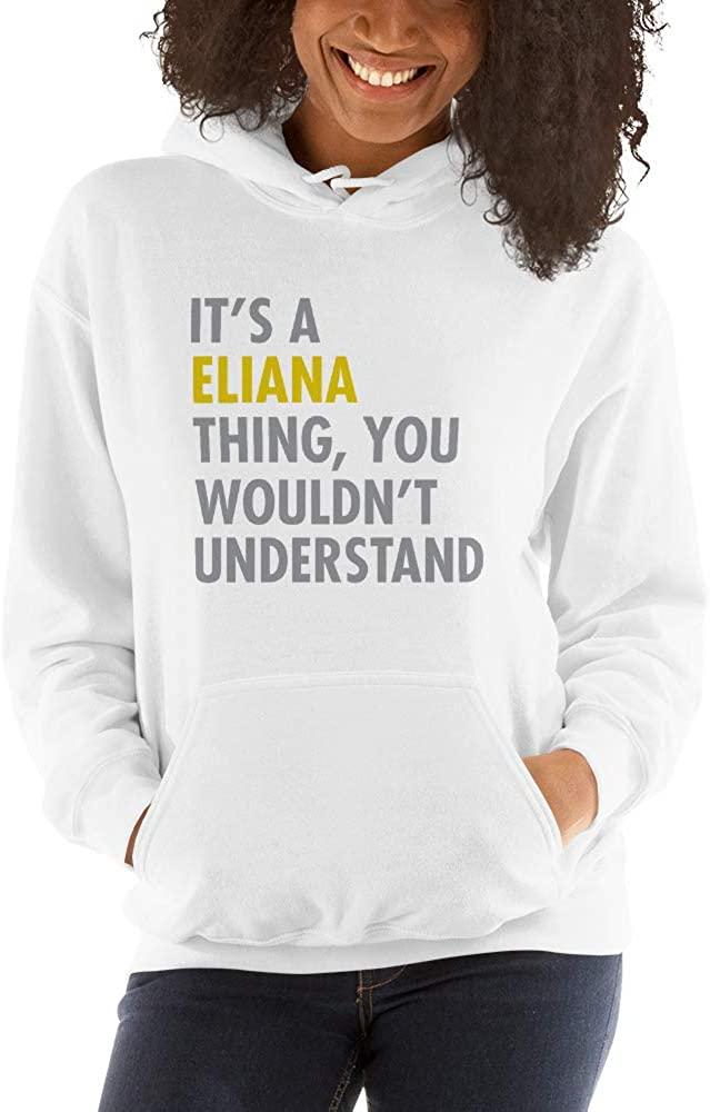 meken It's A Eliana Thing, You Wouldn't Understand