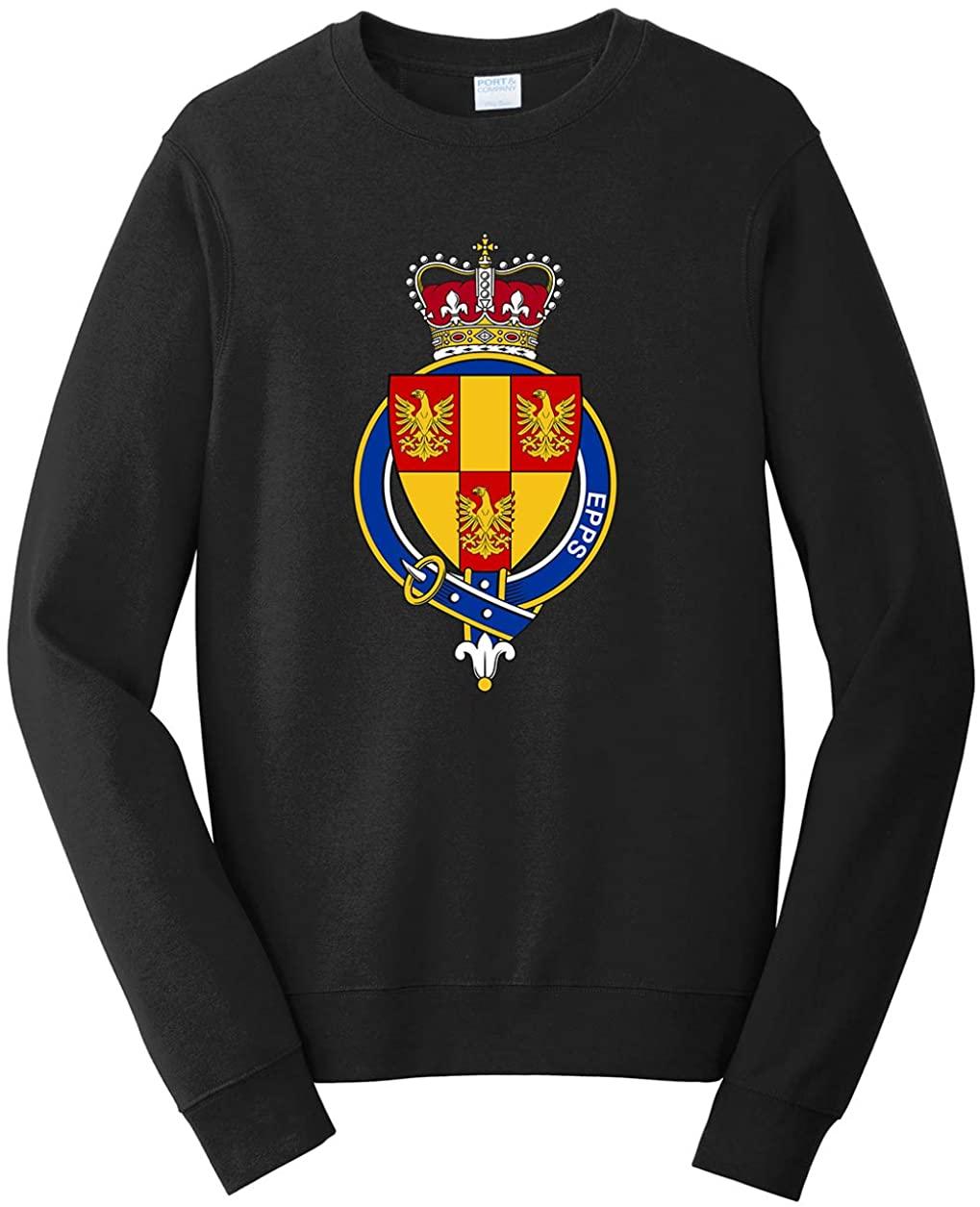 Tenacitee Men's English Garter Family EPPS Sweatshirt