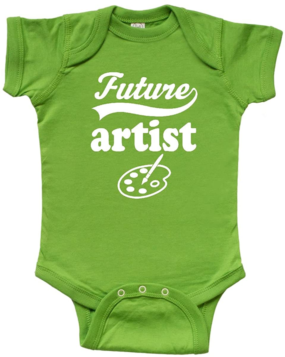 inktastic Future Artist Art Occupation Infant Creeper