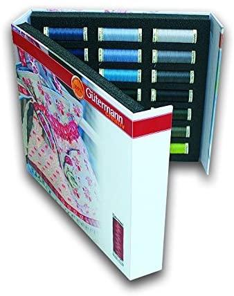 Gutermann Sewing Thread Notebook, Various