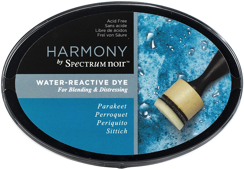 Spectrum Noir Harmony (Parakeet) Water Reactive Ink Pad